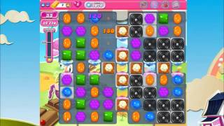Candy Crush Saga Level 1074 No Boosters