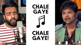 Chale Gaye Chale Gaye   Himesh Reshammiya   Dialogue with Beats   Yashraj Mukhate