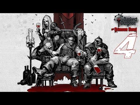 MARATÓN DARKEST DUNGEON MODS Y DLC Ep 4 | Más Clases, Vampiro, Warrior, Warlock!!