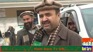 Ittehad Panel Cantrector,s Gilgit Baltistan Campain SKD
