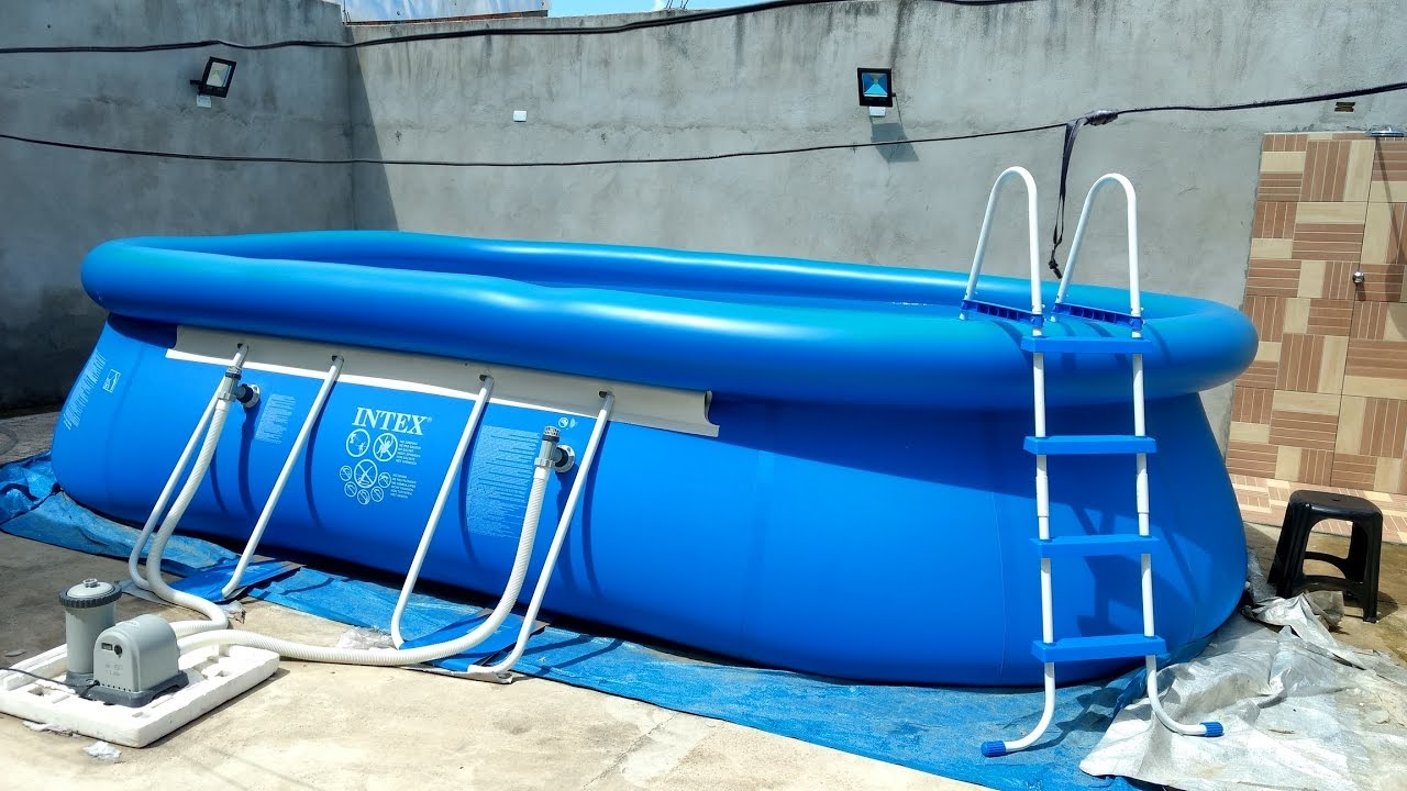 Piscinas Intex Site Piscina Intex Gigante 21000 Litros