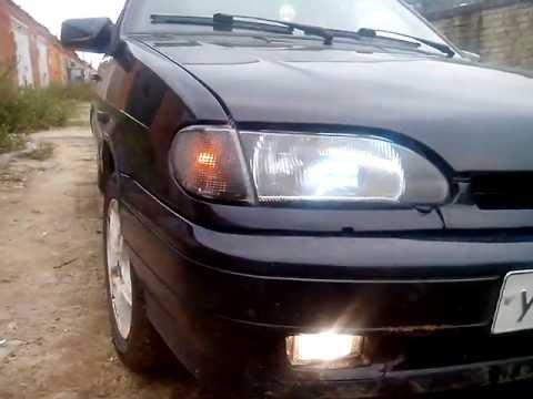 Задние фонари ВАЗ 2109-2114 DH 415 LED. - YouTube