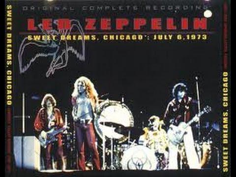 led zeppelin live soundboard bootleg 7 6 1973 chicago. Black Bedroom Furniture Sets. Home Design Ideas