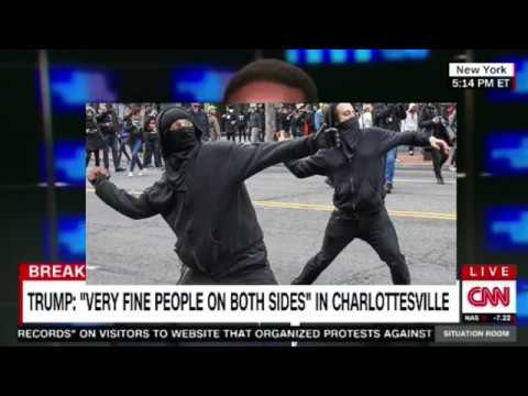 Don Lemon excuses Antifa violence in Charlottesville