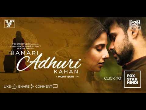 hamari Adhuri kahani Karaoke thumbnail