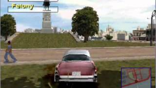 Time Capsule: PS1 (2000) Driver 2 Havana Day, Take A Ride