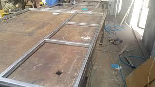 Drzwi nowoczesne industrialne Loft produkcja