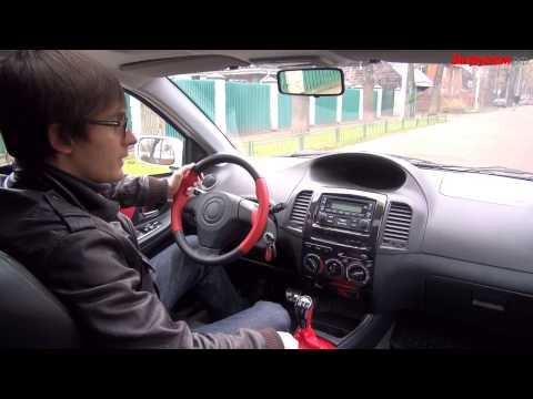 Тест драйв Geely MK Cross от автомобильного журнала За рулем
