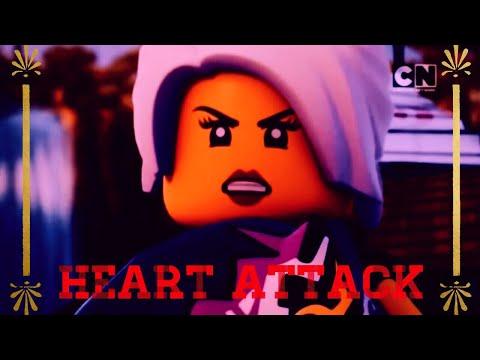 Ninjago Harumi Tribute 2: Heart Attack (Demi Lavato)