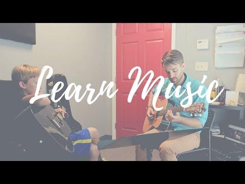 Learn Music || Cornelius, NC || 704.557.6941 || Private Music Instruction