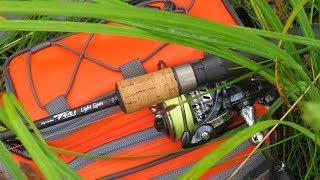 Тестування новинки ЦК ''ТОНАР'' - Спінінг Tori light spin TM Helios 1,9 m. 1-10 g.
