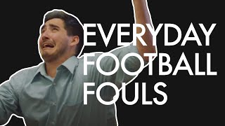 Everyday Football Fouls(If we all reacted to contact in our everyday situations like football (soccer) players. We are a film and video production company in Niagara, Canada., 2014-07-08T13:33:13.000Z)