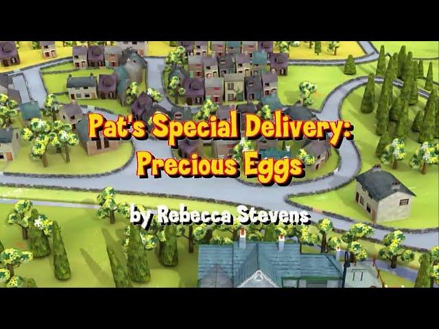 Pieter Post - Seizoen 9 - Afdeling Speciale Pakketjes - Aflevering 9 - Kostbare eieren