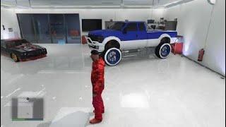 Das sind meine Autos in GTA 5 ONLINE [110LVL]