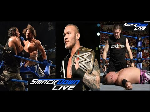 WWE Backlash 2017 results: Live updates, highlights, grades, recap, matches