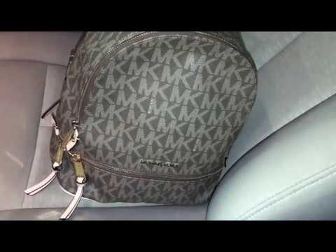 cecfdfd6634517 Michael Kors Backpack Purse SALE | Macy's $200 OFF ~ March 2017 ...