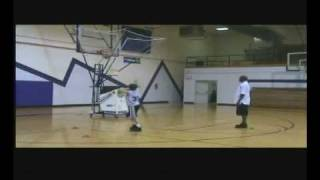 ANDY ELLIOTT / CHRIS HIGHT   BASKETBALL      WORKOUT  #3
