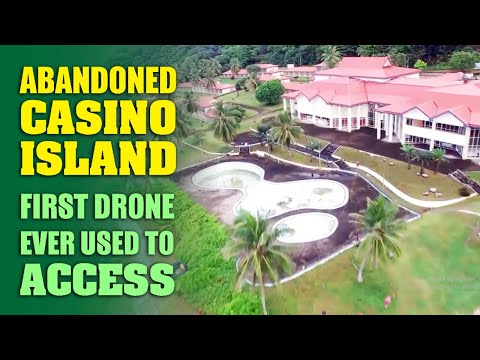 Indian Ocean-Christmas Island Casino-my first flight !!!