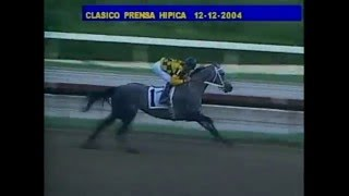 Repeat youtube video CONCERTO'S CROWN - Clásico Prensa Hípica 2004