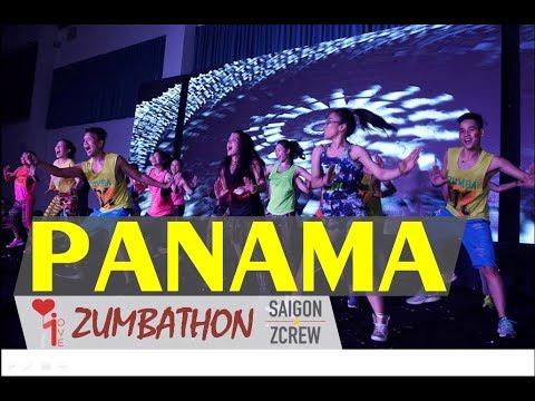 Panama | One Love Zumbathon | Saigon ZCrew | Zumba® Fitness Vietnam