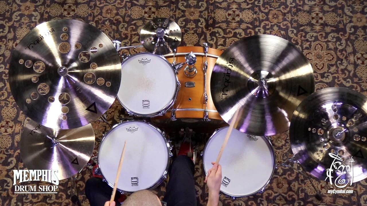 "Istanbul Agop Xist Brilliant Splash Cymbal 8/"" Video Demo"