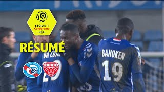 RC Strasbourg Alsace - Dijon FCO (3-2)  - Résumé - (RCSA - DFCO) / 2017-18