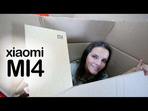 Xiaomi MI4 unboxing en español