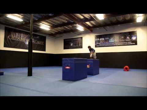 6.5 yrs old Epic Freerunning Ninja San Jose Gym-GuardianNexus.com