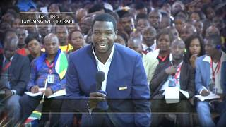 PROPHET W.MAGAYA || EXPOSED: WITCHCRAFT IN THE CHURCH !!!