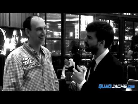 Erik Seidel WPT interview about Full Tilt Poker post Black Friday