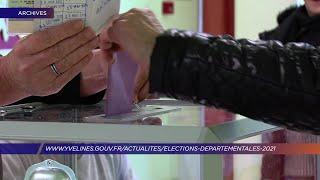 Yvelines | Les candidats aux élections départementales connus dans les Yvelines