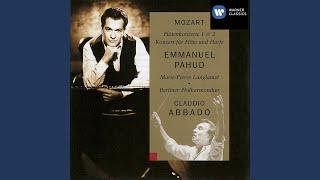 Concerto for Flute and Harp in C Major, K. 299 / 297c: I. Allegro