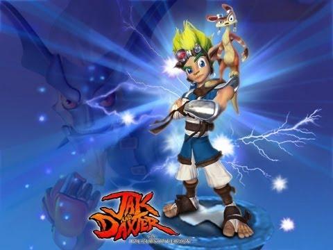 Jak and Daxter |Acitivar el eco amarillo (Montaña nevada)