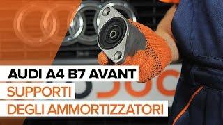 Audi A4 B6 - playlist dei video per la riparazione dell'auto