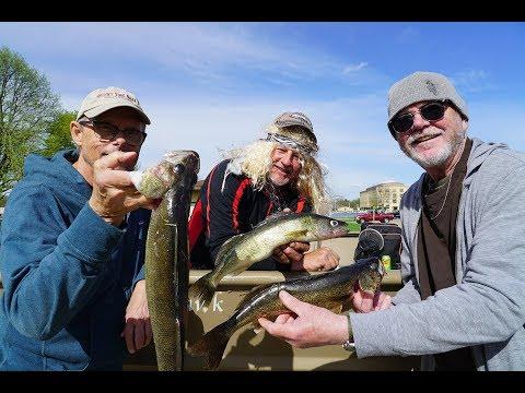 Fishing with Poco