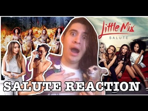 Little Mix - Salute Album REACTION • Gera Husseim