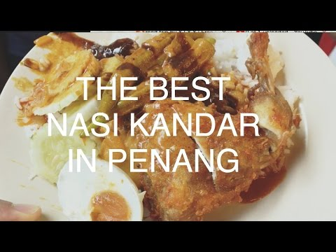 The Best Nasi Kandar In Penang