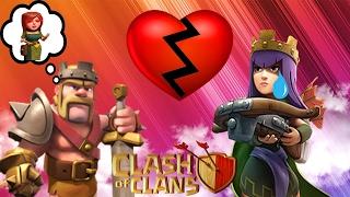 KRAL VE KRALİÇE AŞKI ♥ - YENİ KÖY DÜZENİ - Clash of Clans