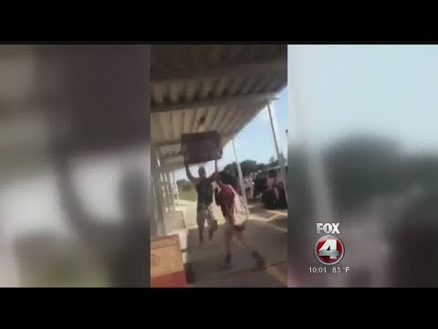 Lehigh school fight caught on camera