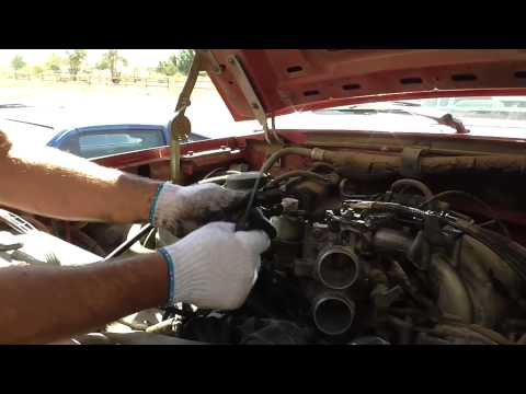 DIY Throttle Position Sensor Change (86-96 V8 Ford Trucks)