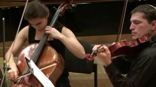 Shostakovich / String Quartet No.2 / Goldman Programme / Jerusalem Music Centre