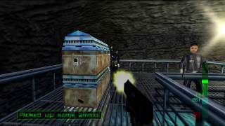 Perfect Dark (N64) on PC with mouse and keyboard at 60 FPS