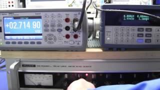 Maynuo M8811 Power Supply Testing