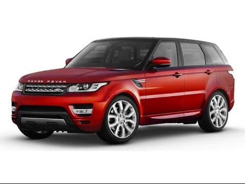 Замена лобового стекла на Range Rover Sport в Казани.