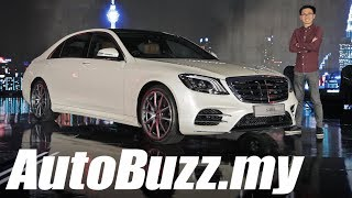 Mercedes-Benz S 450 L AMG Line, Things You Need To Know - AutoBuzz.my