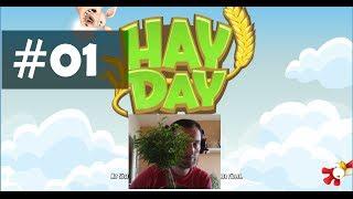 [facecam] Hay Day || FARMING! || Let's Play Hay Day [Deutsch / German HD]