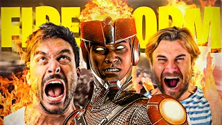 🔥 QUEMAND0 RIVALES con FIRESTORM!!! ... [99% IMPARABLE] - Injustice 2