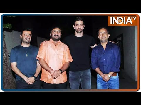 Hrithik Roshan hosts