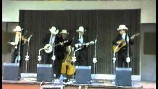 Jimmy Campbell with Bill Monroe - Wheel Hoss