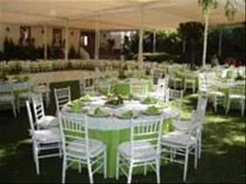 Jardines para eventos mexico youtube for Jardines pequenos para eventos df